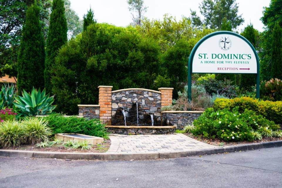 St Dominics Entrance